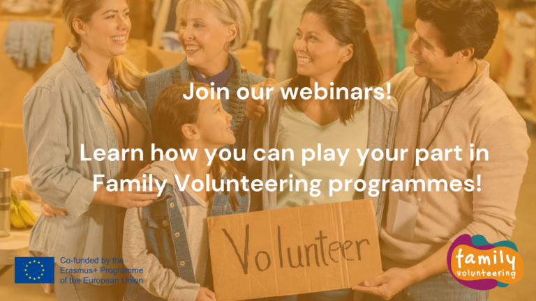 Diving into Family Volunteering – Let's start exploring!